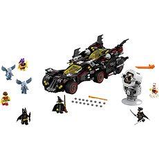 LEGO Batman Movie 70917 Úžasný Batmobil - Stavebnica