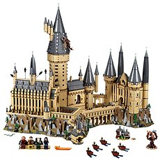 LEGO Harry Potter 71043 Bradavický hrad - Stavebnica