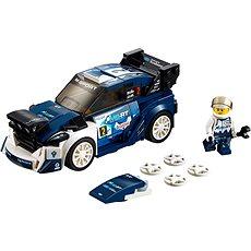 LEGO Speed Champions 75885 Ford Fiesta M-Sport WRC - Stavebnica