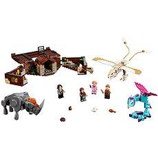 LEGO Harry Potter 75952 Newtov kufor plný kúzelných tvorov - Stavebnica