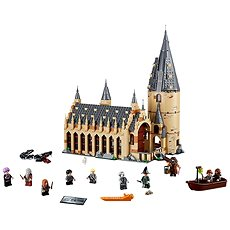 LEGO Harry Potter 75954 Rokfortská Veľká sieň - Stavebnica
