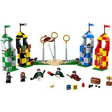 LEGO Harry Potter 75956 Metlobalový zápas - Stavebnica