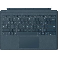 Microsoft Surface Pro Type Cover Cobalt Blue - Klávesnica