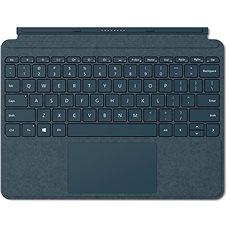 Microsoft Surface Go Type Cover Cobalt Blue - Klávesnica