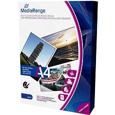 MEDIARANGE A4 100 listov, matný - Fotopapier