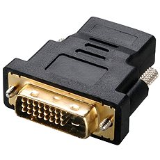 AKASA DVI - HDMI (DVI-D M  <-> HDMI F) - Redukcia