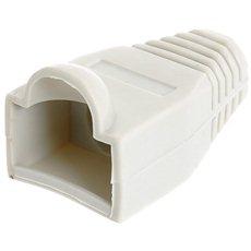 10-pack, plastová, sivá, Datacom, RJ45 - Krytka konektora