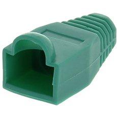 10-pack, plastová, zelená, Datacom, RJ45 - Krytka konektora