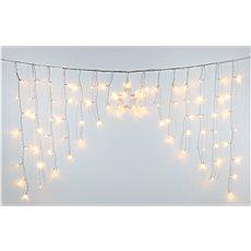 Marimex Decor Svetelný záves s hviezdou - Vianočné osvetlenie
