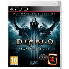 PS3 - Diablo III: Ultimate Evil Edition - Hra na konzolu
