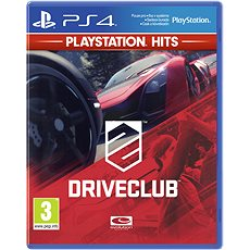 PS4 - DriveClub - Hra na konzolu