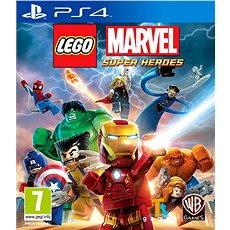 LEGO Marvel Super Heroes - PS4 - Hra na konzolu