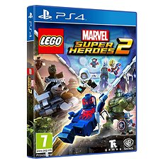 LEGO Marvel Super Heroes 2 - PS4 - Hra na konzolu