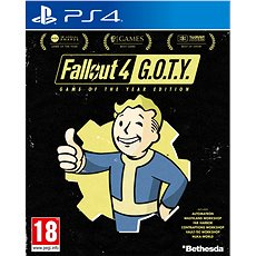 Fallout 4 GOTY - PS4 - Hra na konzolu