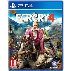 PS4 - Far Cry 4 - Hra na konzolu