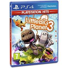 PS4 - Little Big Planet 3 - Hra na konzolu