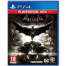 PS4 - Batman: Arkham Knight - Hra na konzolu