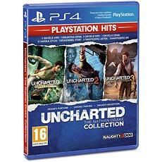 PS4 - Uncharted: The Nathan Drake Collection - Hra na konzolu