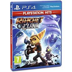 PS4 - Ratchet and Clank - Hra na konzolu