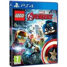 LEGO Marvel Avengers - PS4 - Hra na konzolu