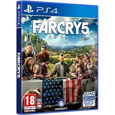 Far Cry 5 – PS4 - Hra na konzolu