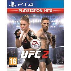 PS4 - EA SPORT UFC 2 - Hra na konzolu