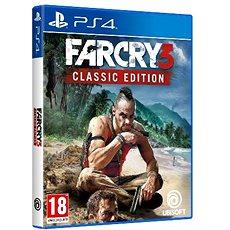 Far Cry 3 Classic Edition – PS4 - Hra na konzolu