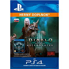 Diablo III: Rise of the Necromancer - PS4 SK Digital - Herní doplněk