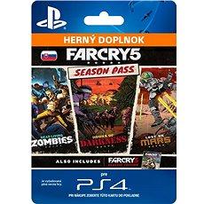 Far Cry 5 Season Pass - PS4 SK Digital - Herní doplněk