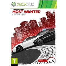 Xbox 360 - Need for Speed: Most Wanted (2012) - Hra na konzolu