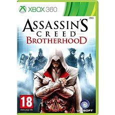 Xbox 360 - Assassin's Creed: Brotherhood - Hra na konzolu