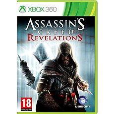 Xbox 360 - Assassins Creed: Revelations - Hra na konzolu