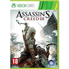 Xbox 360 - Assassin's Creed III CZ - Hra na konzolu