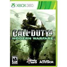 Xbox 360 - Call of Duty: Modern Warfare - Hra na konzolu