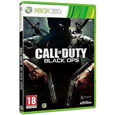 Xbox 360 - Call of Duty: Black Ops - Hra na konzolu