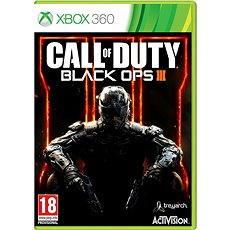 Xbox 360 - Call of Duty: Black Ops 3 - Hra na konzolu