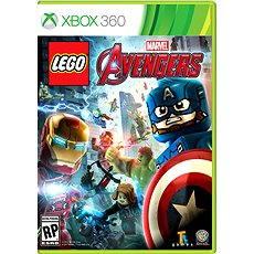 LEGO Marvel Avengers -  Xbox 360 - Hra na konzolu