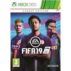 Fifa 19 - Xbox 360 - Hra na konzolu