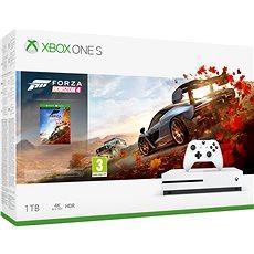 Xbox One S 1 TB + Forza Horizon 4 - Herná konzola