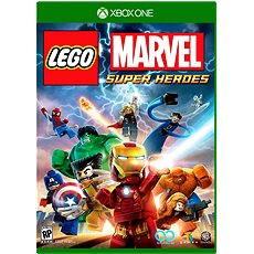 LEGO Marvel Super Heroes - Xbox One - Hra na konzolu