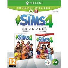 The Sims 4: Psy a Mačky (Plná hra + rozšírenie) – Xbox One - Hra na konzolu