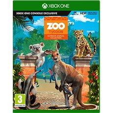 Zoo Tycoon: Ultimate Animal Collection - Xbox One - Hra na konzolu