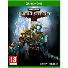 Warhammer 40,000: Inquisitor – Martyr – Xbox One - Hra na konzolu