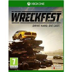 Wreckfest – Xbox One - Hra na konzolu