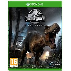 Jurassic World: Evolution – Xbox One - Hra na konzolu