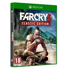 Far Cry 3 Classic Edition – Xbox One - Hra na konzolu