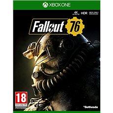 Fallout 76 – Xbox One - Hra na konzolu