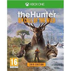 The Hunter - Call Of The Wild - 2019 Edition - Xbox One - Hra na konzolu