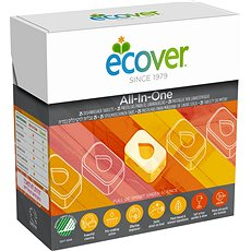ECOVER All in One 25 ks - Ekologické tablety do umývačky