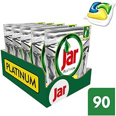 JAR Platinum MEGABOX 90 ks - Tablety do umývačky